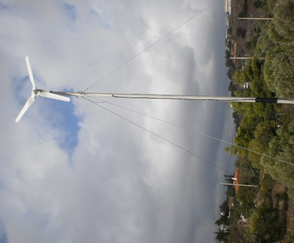 σύστημα ηλιακών 1260 KW
