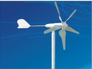 Ανεμογεννήτρια 1000 Watt/24Volt με 5 φτερά