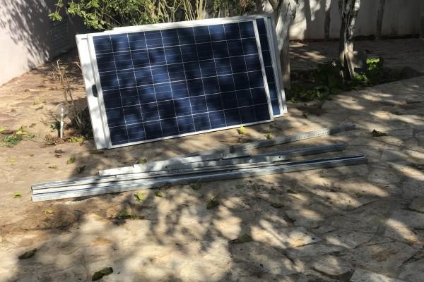 Η EVRYSOLAR ενίσχυσε και αντικατέστησε μπαταρίες σε αυτόνομο φωτοβολταϊκό συστημα στην Ζάκυνθο