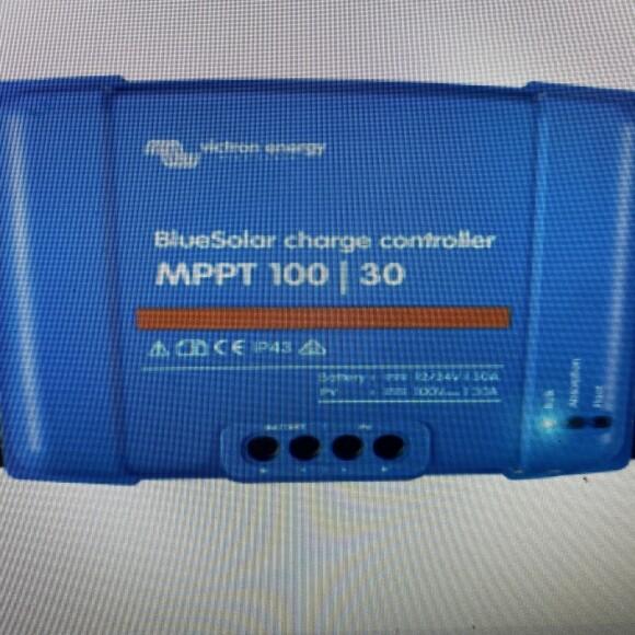 ΡΥΘΜΙΣΤΗΣ ΦΟΡΤΙΣΗΣ VICTRON 100/15 BLUE SOLAR MPPT
